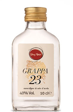Grappa di Nero d' Avola 10cl Don Mario