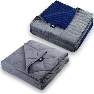 Minky Weighted Blanket Set - DREAMality