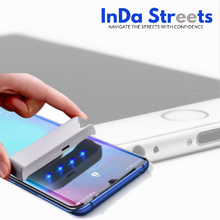 Load image into Gallery viewer, InDa Streets Nano Liquid iPhone Screen Protector