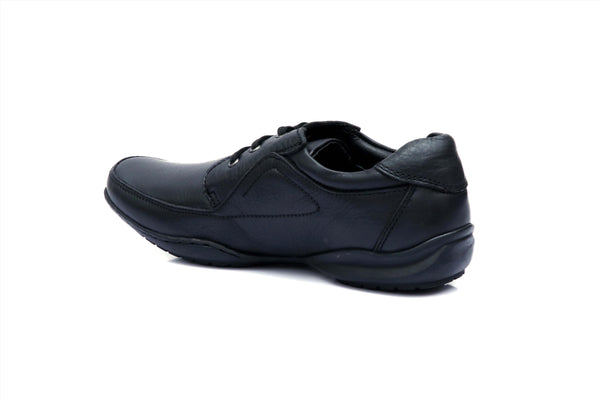 Black Fusion Formal Shoes