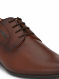 TAN FUSION FORMAL SHOES FOR MEN