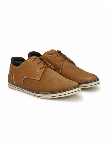 Banish Men's Musket Genuine Leather Casual Shoes