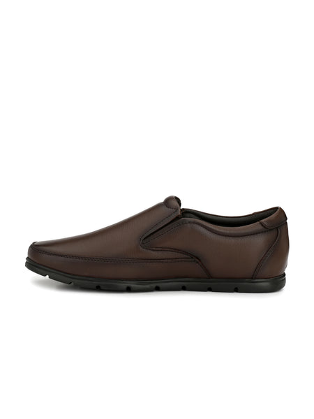 BROWN COMFORT SHOES FOR MEN