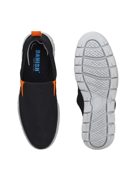 FLEXIBLE BLUE MILLER COMFORT SHOES