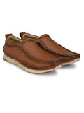 Banish Men's Premium Leather Casual Partywear Moccassin