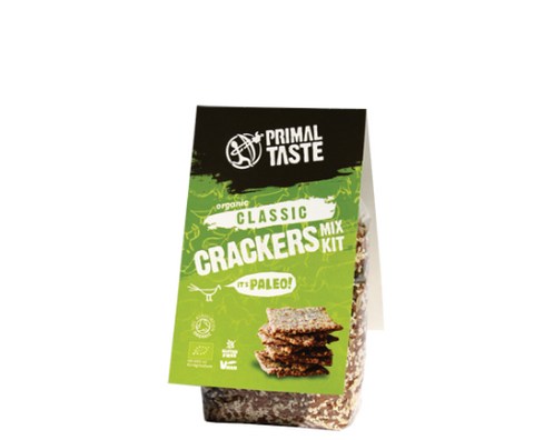 Organic CLASSIC CRACKERS MIX KIT 250 g