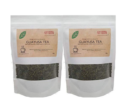 Guayusa Tea 2 x 100g dry loose leaf