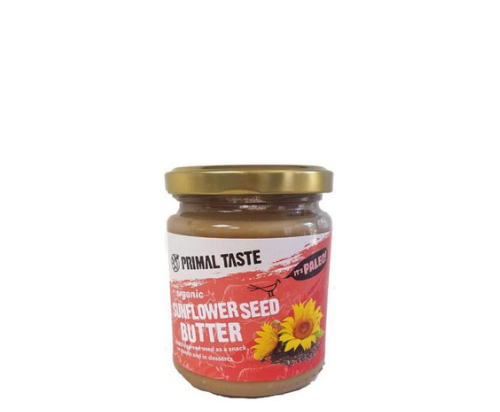 Organic Stoneground, Vegan Sunflower Seed Butter (250g)