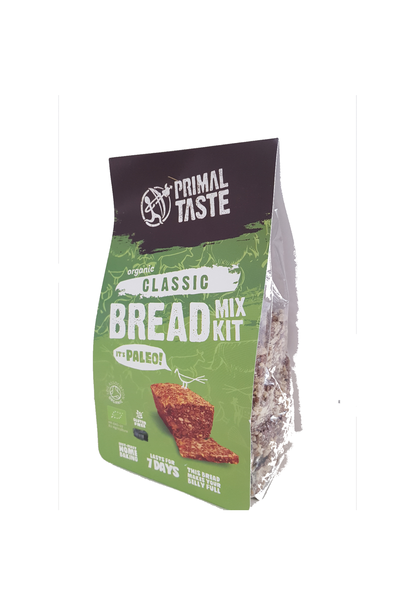 Organic CLASSIC BREAD MIX KIT 450 g