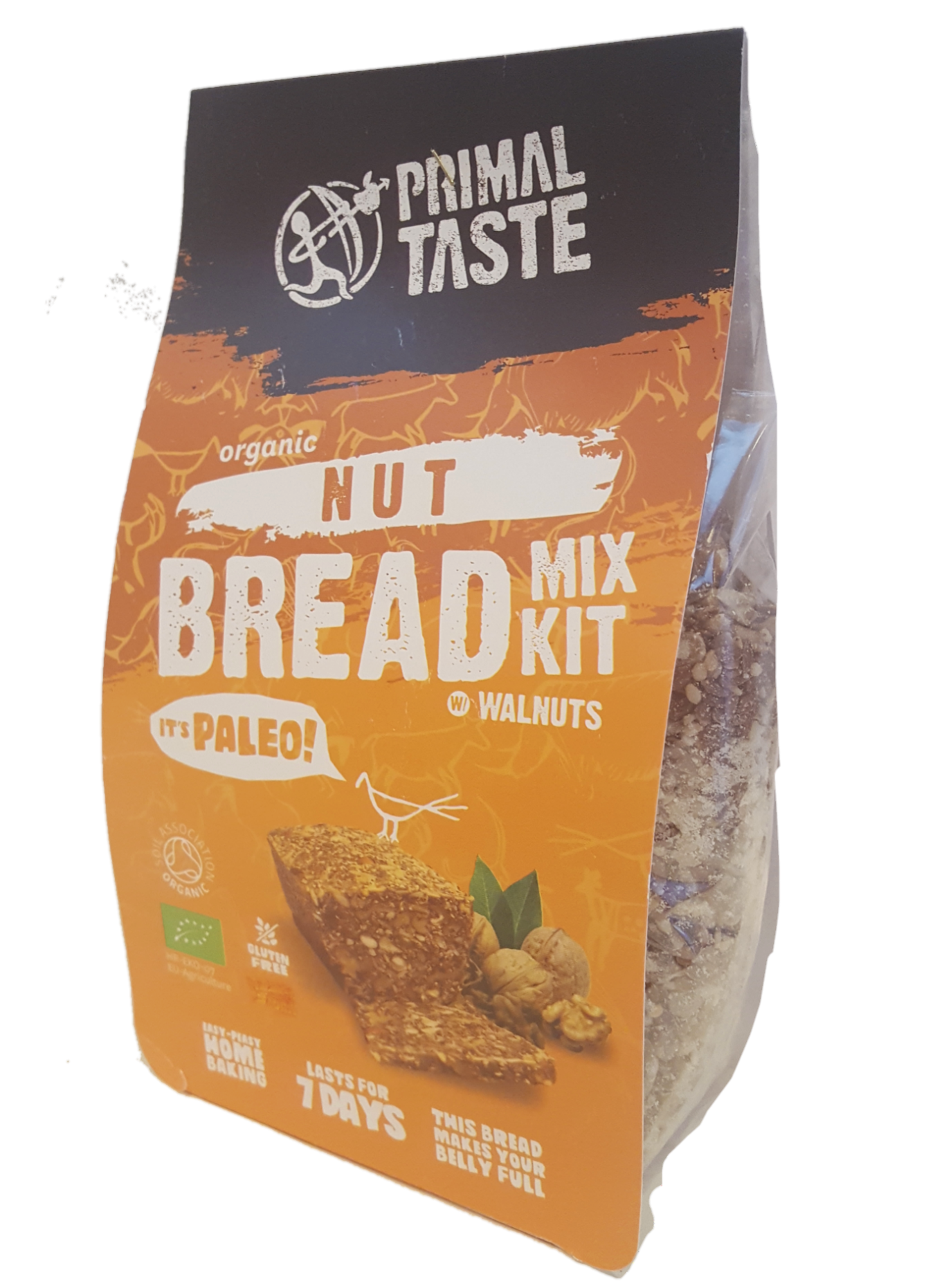 Organic NUT BREAD MIX KIT 450 g