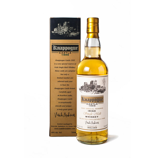 Knappogue Castle 1995 Irish Single Malt Whiskey - 700 ml