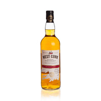 West Cork Bourbon Cask Blended Irish Whiskey - 700 ml