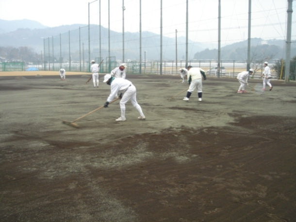 Ground Development of Uto High School in Kumamoto Prefecture (5)