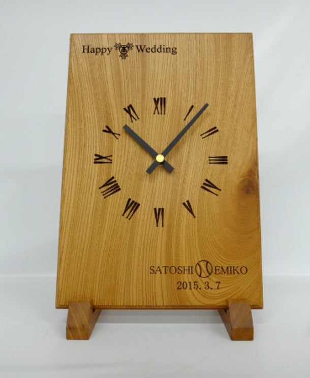 Wooden Clocks(2)