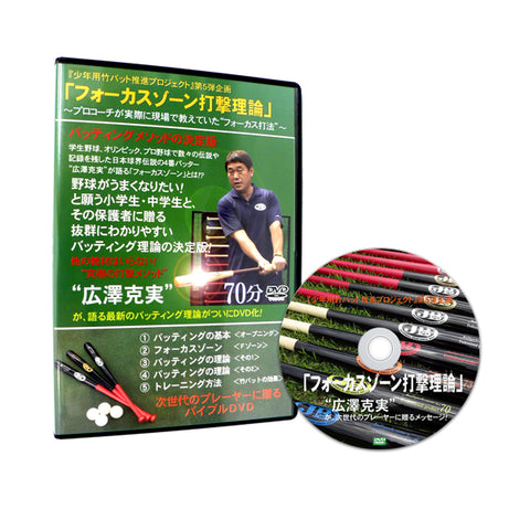 Focus zone hitting theory DVD