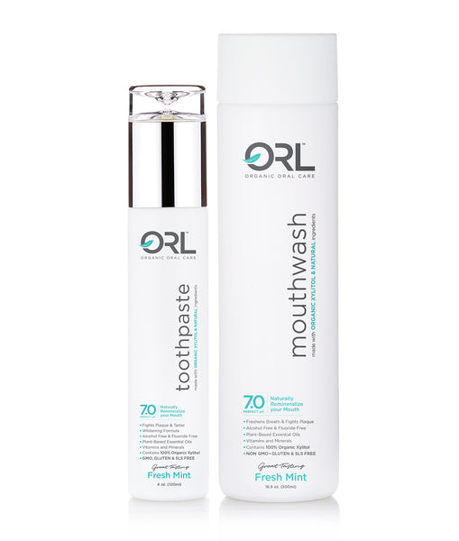 Top 4 Reasons Your Gluten-Free Toothpaste and Mouthwash Should Be ORL