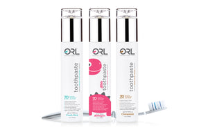 Toothpaste made with Organic Xylitol & Natural Ingredients