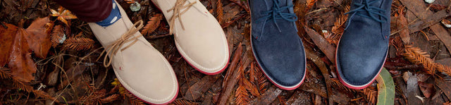 Women's Chukkas and Moccasins