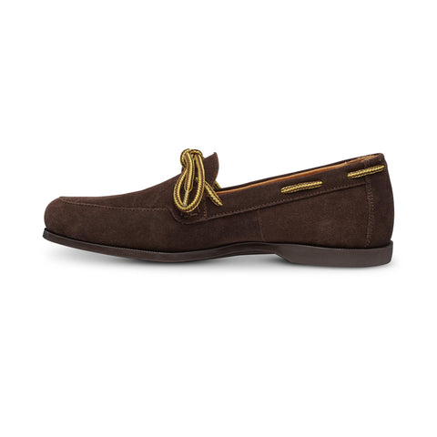 Men's Chocolate Loafer: Featured Product Image