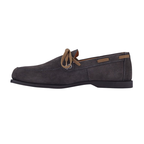 Men's Gray Loafer: Featured Product Image