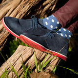 Women's Navy Chukka: Alternate View #5
