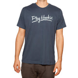 Navy Hookie Tee: Alternate View #2