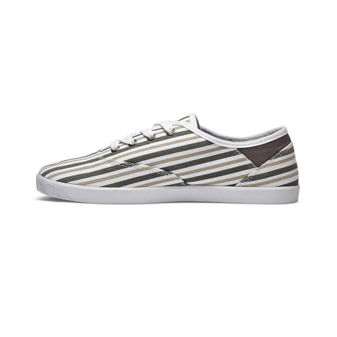 Women's Charlie Gray Stripe: Featured Product Image