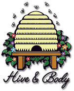 Hive & Body natural products for the body from the hive.