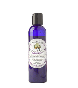 Body Oil, Lavender