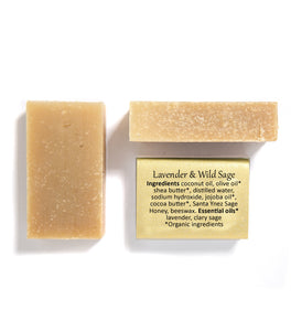 Soap - Bath Bar, Lavender & Wild Sage