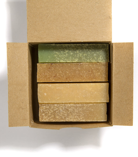 Soap - Bath Bar, Sampler Set