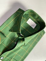 beautiful olive casual shirts online by Personamen