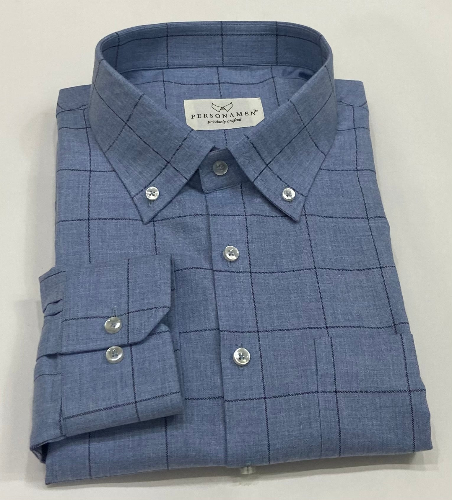 Pigeon Blue Restful Shirt