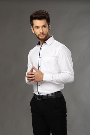 Bespoke designer shirts uniquely designed for you by you at Personamen
