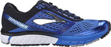 Brooks  Men's Ghost 9 Electric Brooks Blue/Black/Silver 7.5 D US