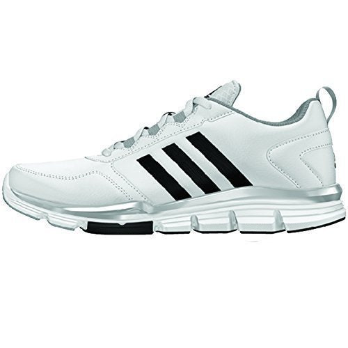 adidas Speed Trainer 2 SL Mens Running Shoe 13.5 White-Black-Silver Met