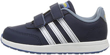 adidas Baby VS Switch 2 CMF Inf Sneaker, Collegiate Navy,White, Raw Grey s, 8K M US Toddler