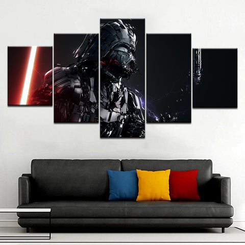 darth vader wallpaper, star wars wall art