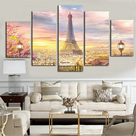eiffel tower pictures, eiffel tower wallpaper, canvas painting