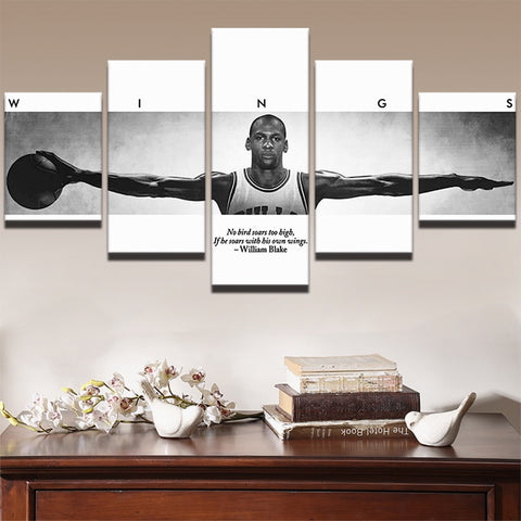 michael jordan wings, michael jordan poster