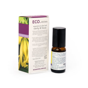 ECO- Clarity & Focus Rollerball
