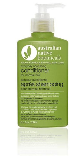 Australian Native Botanicals everyday conditioner for normal hair
