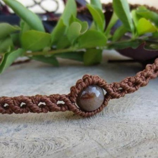 Indian Agate Choker