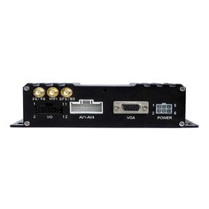 4 Channel DVR - Single SD card - 720P