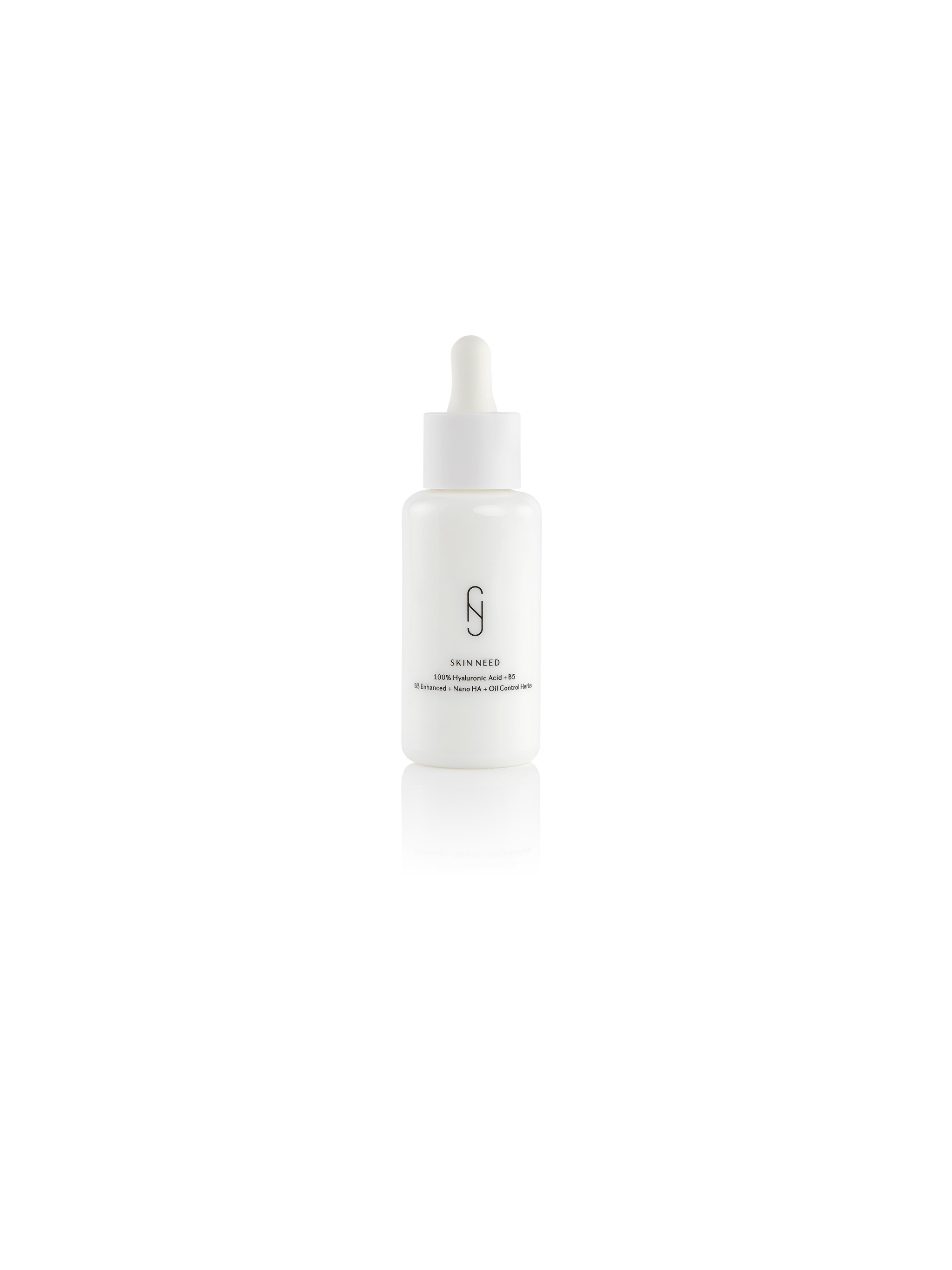 100% HYALURONIC ACID+B5 40mle