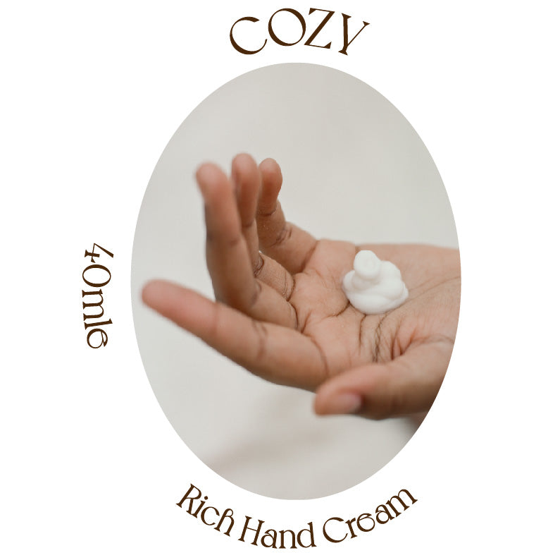 COZY Rich Hand Cream 40mle