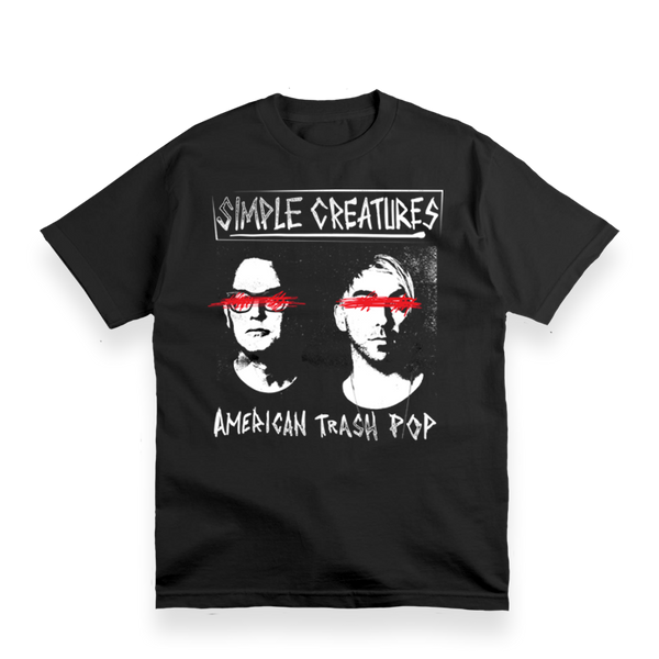 AMERICAN TRASH POP T-SHIRT