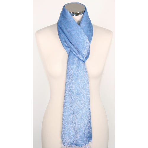 Poly Silk Scarf (8 Colours)