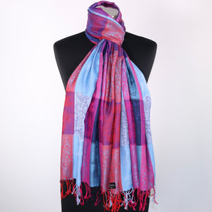 Multicoloured Modal Scarf