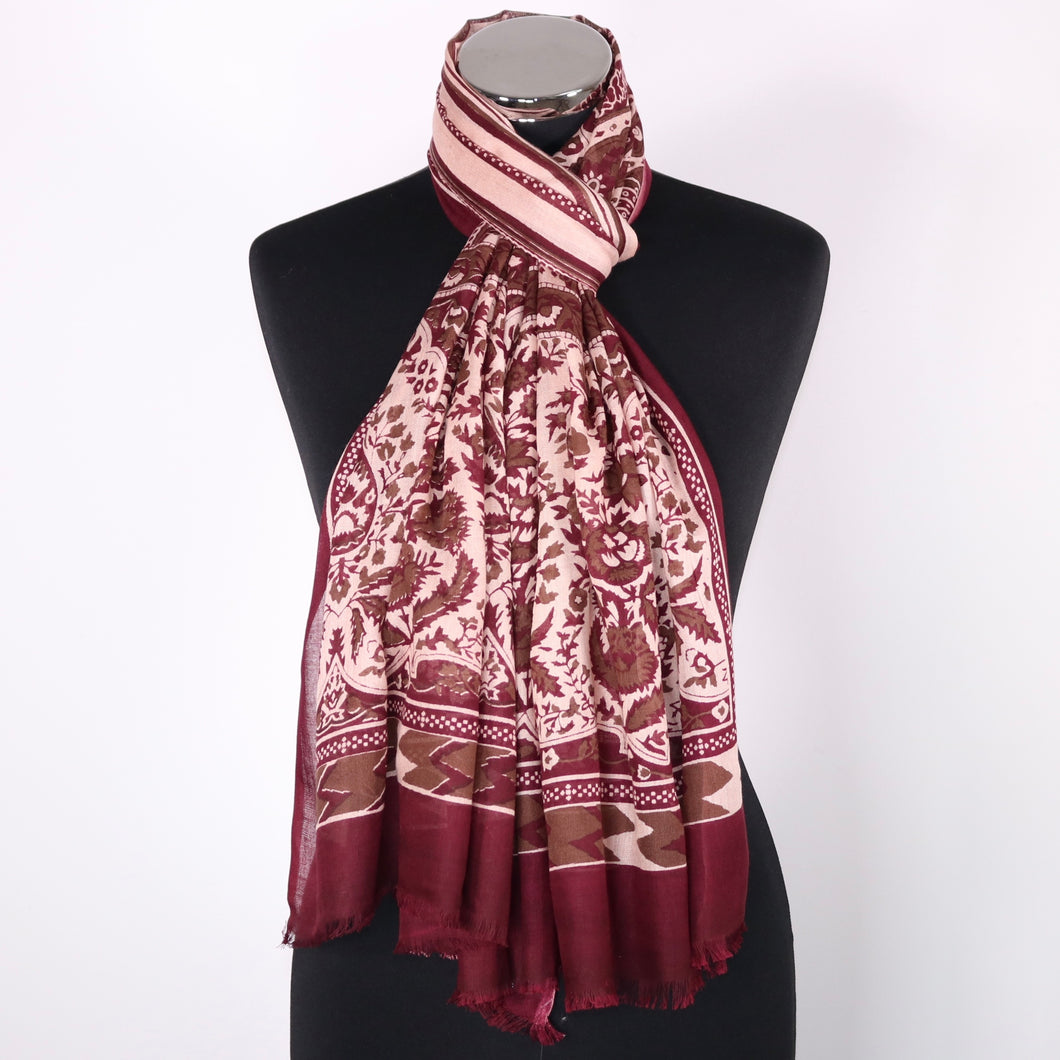 Anisha Cotton Scarf
